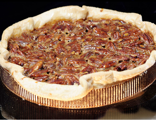 Pecan Pie at Cannelle Patisserie in Queens, NY